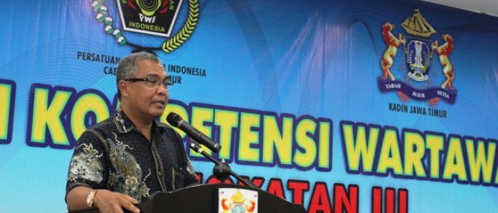 Pimpinan Media Dorong Munir Maju Ketum PWI Pusat