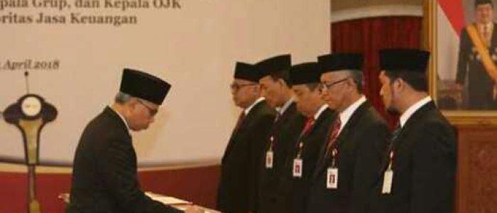 OJK Rombak Jajaran Pimpinan untuk Jawab Tuntutan Masyarakat