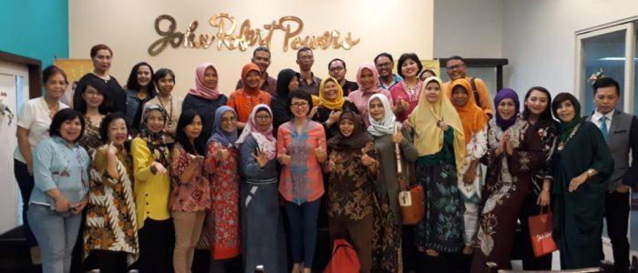 JRP Gelar Bukber Bersama Awak Media