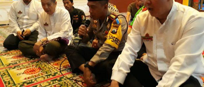 Walikota, Danrem dan Kapolrestabes Takbiran Perdana di Masjid Cheng Hoo
