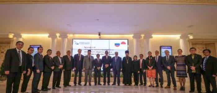 Gelar Dialog Lintas Agama, Indonesia dan Rusia Tekankan Toleransi dan Keharmonisan