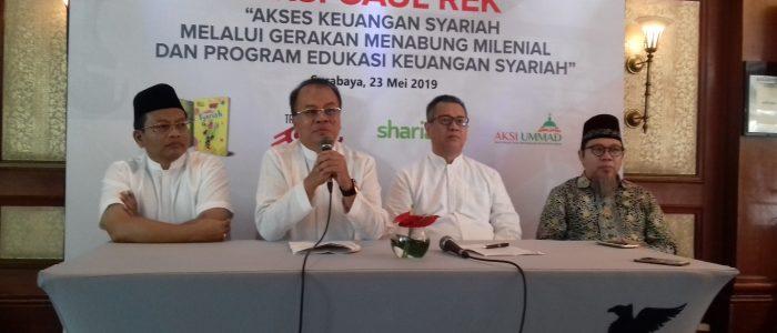 Dorong Pertumbuhan Keuangan Syariah, OJK Regional 4 Gelar 'Aksi Gaul Rek'