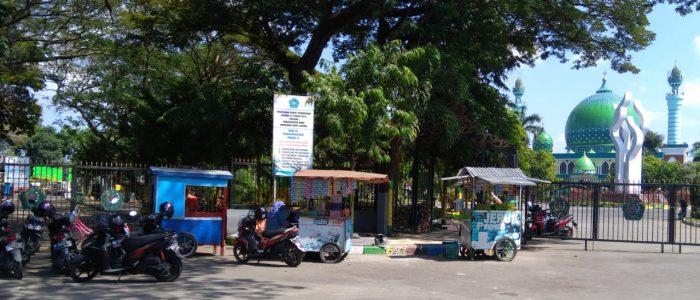 Pemkab Pamekasan Persiapkan Pujasera Untuk Relokasi PKL Arek Lancor
