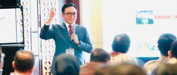 """Badrut Tamam Paparkan Ekonomi Madura di """"East Java Investifal 2019"""""""