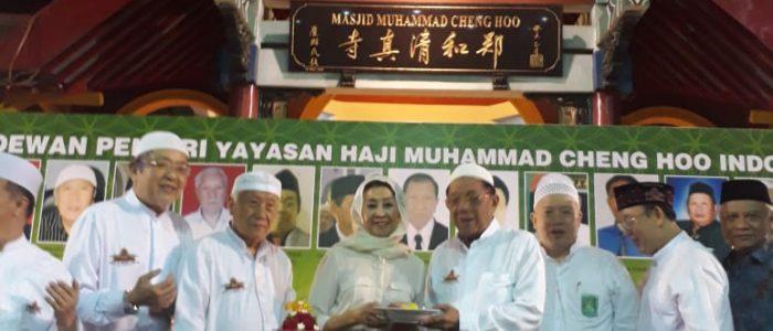 2000 Jamaah Hadiri Milad Masjid Cheng Hoo Ke-17