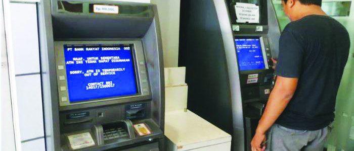 Awas Maut di ATM